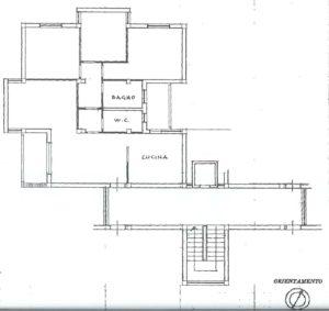 Latina Scalo Civile abitazione Rif. V000174